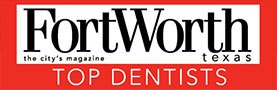Fort Worth Top Dentists logo